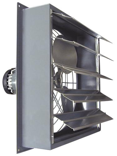 Canarm Single Speed Standard Energy Efficient Wall Exhaust Fan at