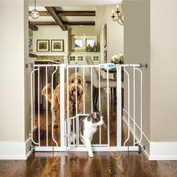 Carlson 29 44 Walk Through Pet Gate