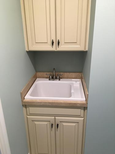 Fully Loaded Drop In Abs Utility Sink