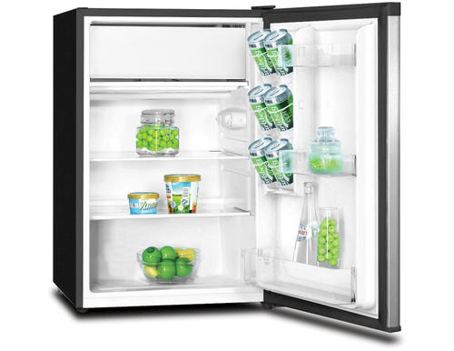 silver compact freezer and at menards