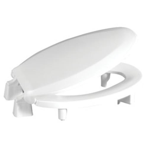 Astonishing Centoco Lift Elongated White Plastic Toilet Seat At Menards Andrewgaddart Wooden Chair Designs For Living Room Andrewgaddartcom
