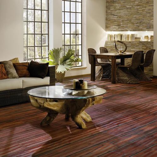 Floors Of Distinction® SuperFast® Diamond 5/8 X 4 3/4 Oak Solid Hardwood  Flooring (12.4 Sq.ft/ctn) At Menards®