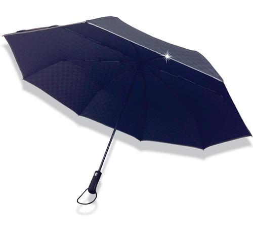 54 Weatherproof Deluxe Auto Open Close Umbrella Assorted Colors At Menards