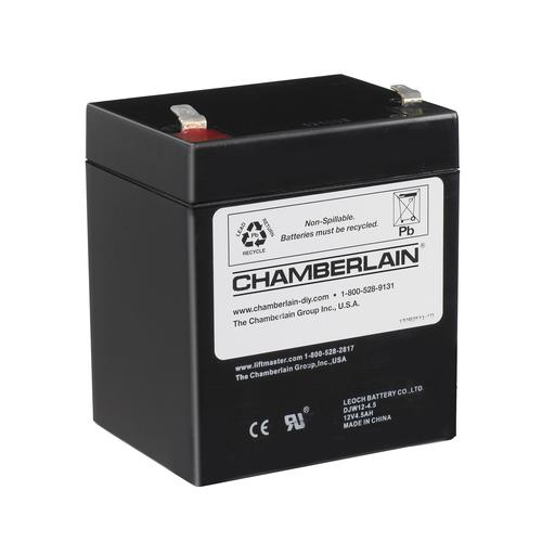 Chamberlain Garage Door Opener 12v Battery Backup At Menards