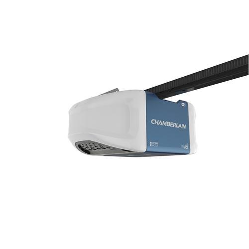 Chamberlain 174 1 1 4 Hp Wi Fi Belt Drive Garage Door Opener