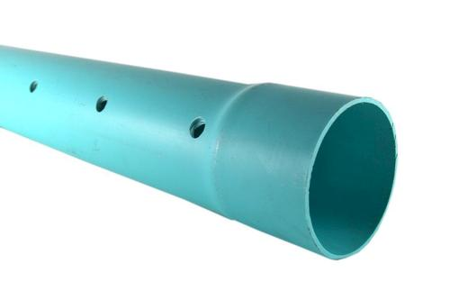Perforated PVC Sewer and Drain Pipe ASTM D3034 at Menards®