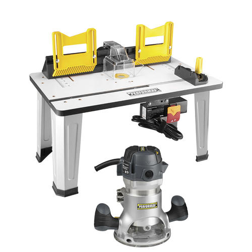Performax 2 hp variable speed fixed base router kit with table at performax 2 hp variable speed fixed base router kit with table at menards keyboard keysfo Image collections