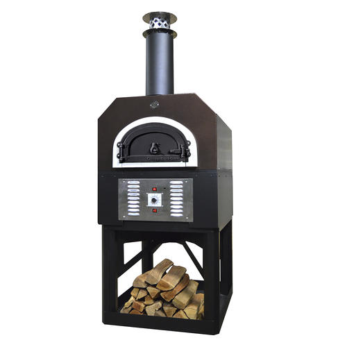 Chicago Brick Oven Pre Assembled Residential Hybrid Stand Pizza