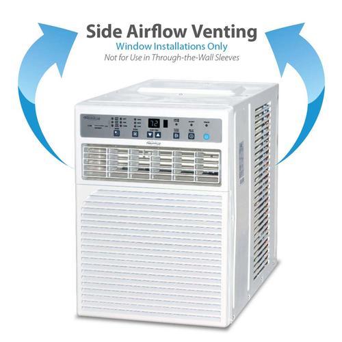 soleus air btu 115volt casement window air conditioner at menards