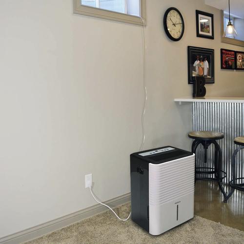 Soleus Air® 95-Pint Dehumidifier with Internal Pump at Menards®