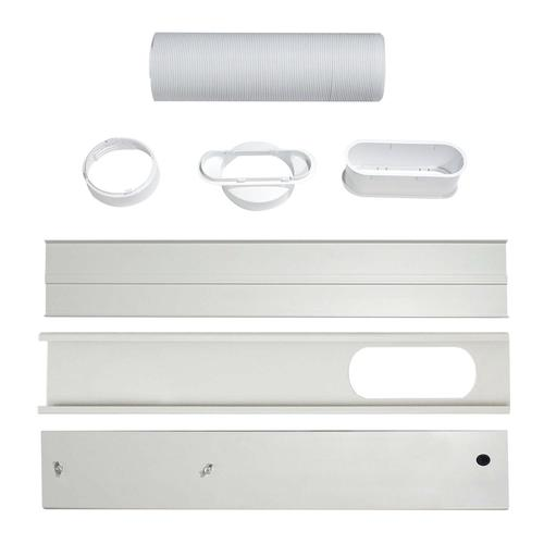 Soleus Air® Portable AC Replacement Exhaust Window Kit at