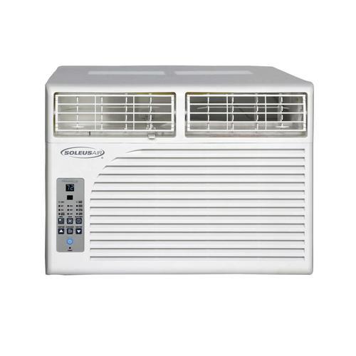 Soleus Air 174 12 000 Btu 115 Volt Window Air Conditioner At