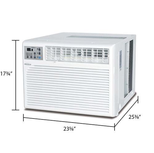 soleus air 15 000 btu 115 volt window air conditioner at menards. Black Bedroom Furniture Sets. Home Design Ideas