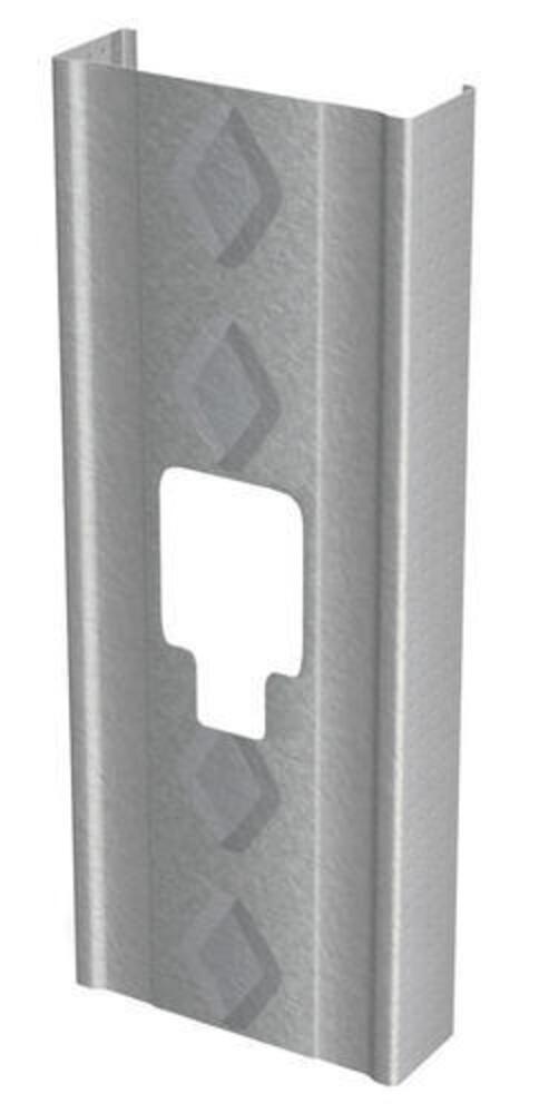 Prostud 3 5 8 25 Gauge Drywall Interior Galvanized Steel Wall Framing Stud At Menards
