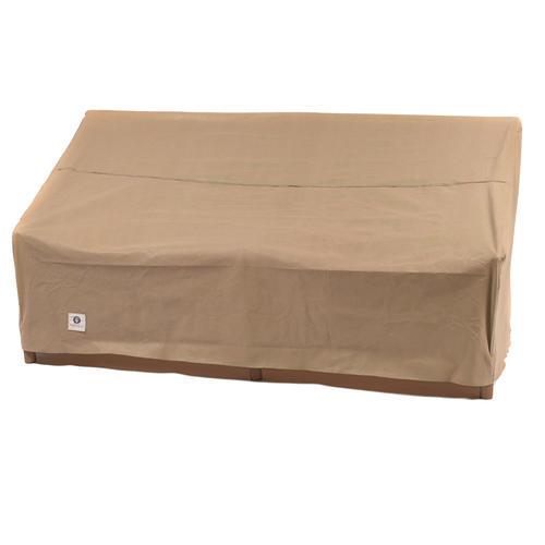 "Patio Furniture Covers Menards: Duck Covers Essential 62""W Patio Loveseat Cover At Menards®"