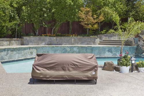 Duck Covers Ultimate 104 W Patio Sofa