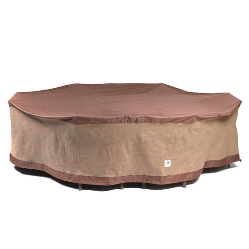 Duck Covers Ultimate 109 L Rectangle Patio Set Cover