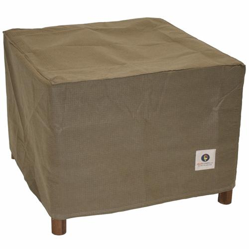 Patio Ottoman Or Side Table Cover