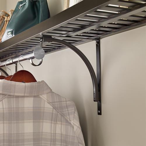 Exceptionnel ClosetMaid® Premium Ventilated Wood Shelf Kit At Menards®