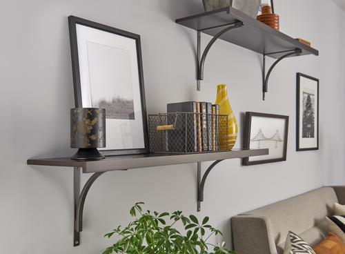 Superbe ClosetMaid® Premium Solid Wood Shelf Kit At Menards®