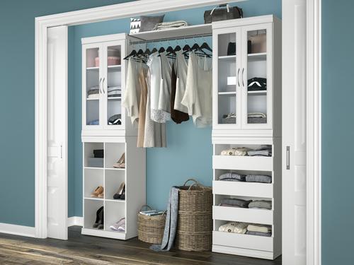 Designer S Image Shelf And Hang Rod Kit At Menards