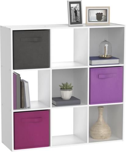 Designer's Image™ 9 Cube Stackable Organizer at Menards®