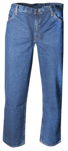 Men's 5 Pocket Denim Jeans - 36 x30