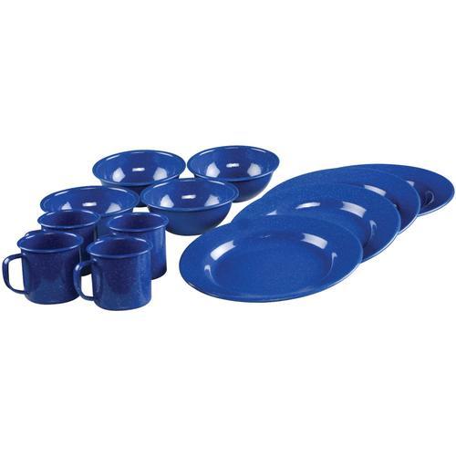 Bon Coleman® Enamelware Dining Set   12 Piece At Menards®