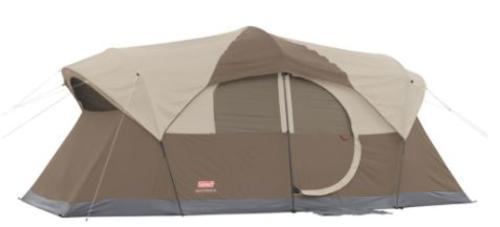 cc515fd1f96 Coleman® WeatherMaster® 10-Person Cabin Tent. Model Number: 2000028058  Menards ® SKU: 2767991