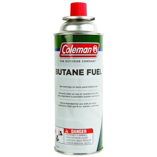Coleman® 8 oz  Butane Fuel Cylinder at Menards®