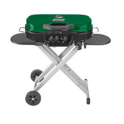 Barbecues, Grills & Smokers **brand New** Coleman Foldable And Portable Propane Grill With Wheels Street Price