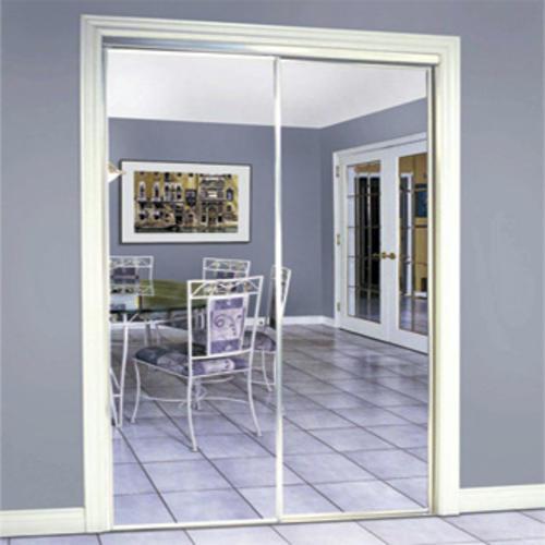 Mirrored Sliding Door Model Number 06080co115