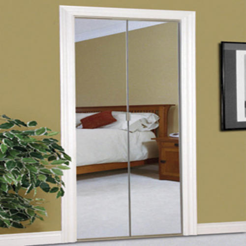 Mirrored Bi Fold Door Model Number 03680pl68 Menards Sku 4133048