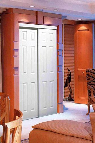 6 Panel Byp Closet Door