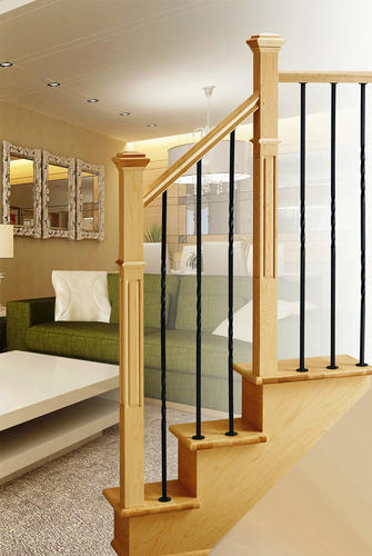 wrought iron handrails for stairs modern style home.htm mastercraft   twist wrought iron oak prefinished staircase  wrought iron oak prefinished staircase