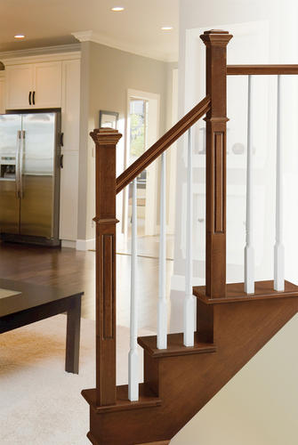 17 best images about classic stairs balusters and newels.htm mastercraft   country 1 1 4  x 1 1 4  tapered stair balusters at  tapered stair balusters