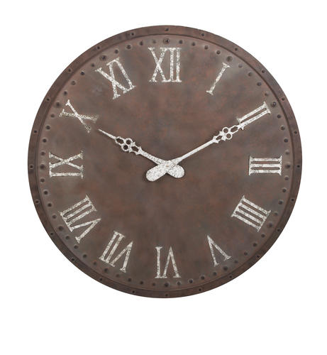 Loxley Oversized Wall Clock At Menards