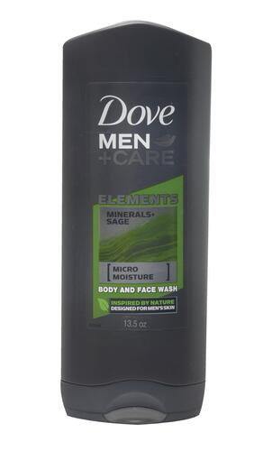 Dove Men Care Minerals Sage Body And Face Wash 13 5 Oz At Menards