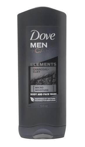Dove Men Care Charcoal Clay Body And Face Wash 13 5 Oz At Menards