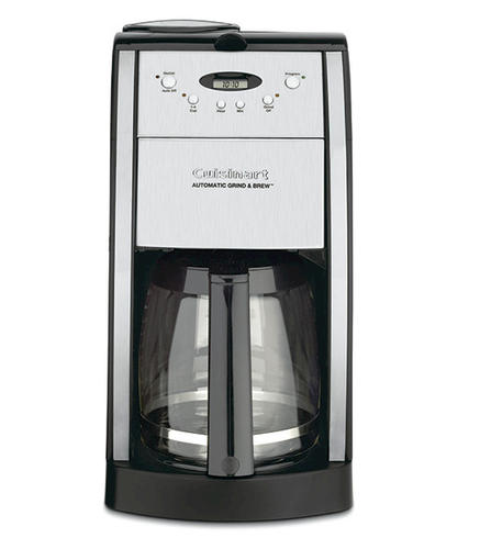 Cuisinart grind brew programmable coffee maker 12 cups at menards malvernweather Gallery