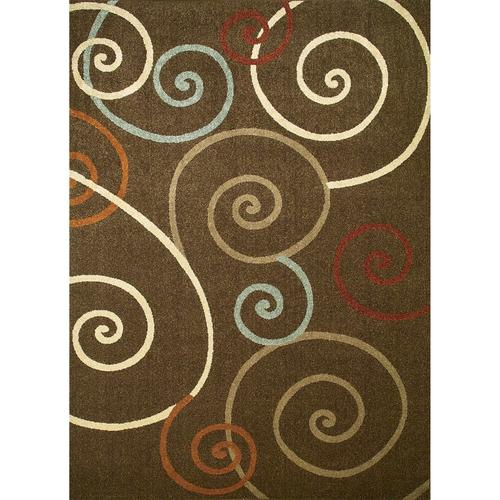 Concord Global Chester Scroll Area Rug