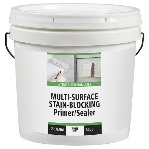 Interior exterior latex multi surface stain blocking - Exterior acrylic latex stain blocking primer ...