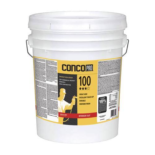 Conco Pro 174 100 Series Interior Flat Acrylic Latex Water