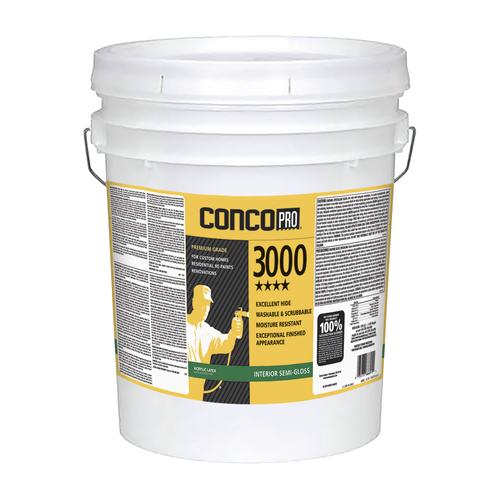 Acrylic Interior Paint: Conco Pro® 3000 Series Interior Acrylic Latex Water-Base