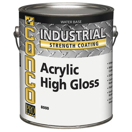 Conco Pro 174 Industrial Strength Coating 8000 Series Dtm