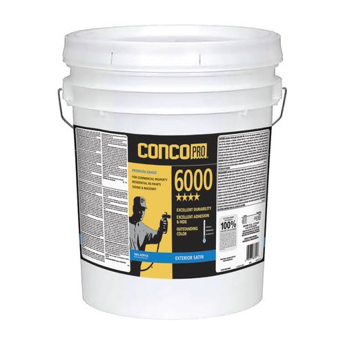 Conco Pro 6000 Exterior 100 Acrylic Satin House Paint At Menards