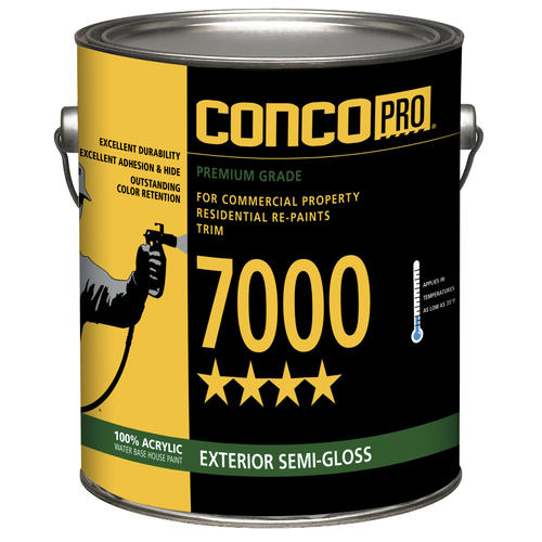 Conco Pro® 7000 Series Exterior 100% Acrylic Water Base House Paint At  Menards®