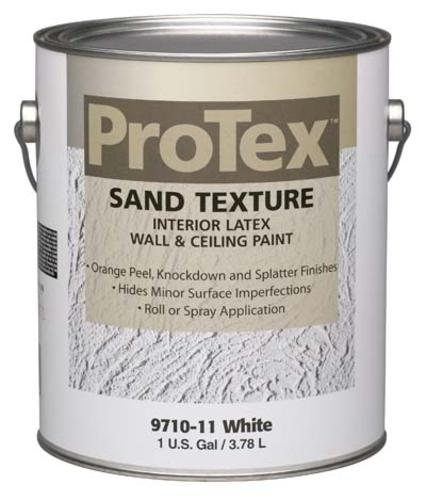 Finest ProTex™ White Sand Texture Interior Latex Wall & Ceiling Paint - 1  JJ35