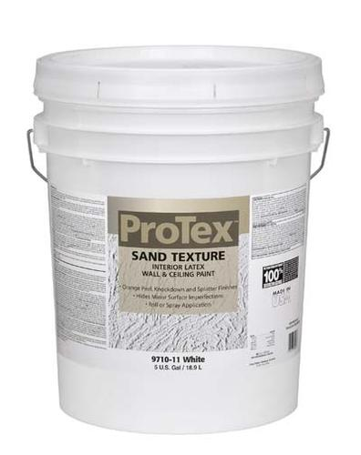 Preferred ProTex™ White Sand Texture Interior Latex Wall & Ceiling Paint - 5  IM39
