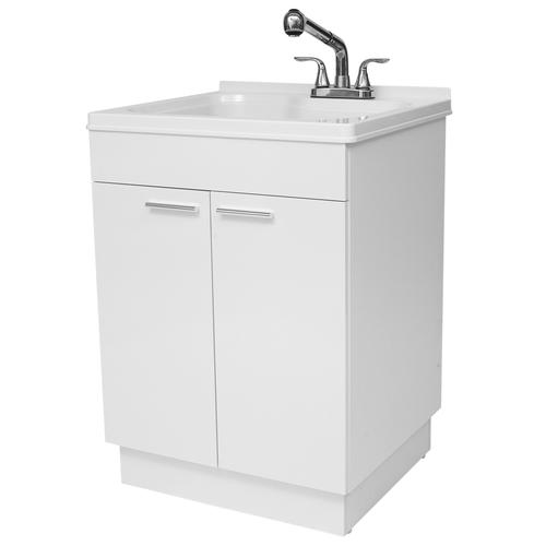 Tuscany Abs Utility Sink Cabinet Kit